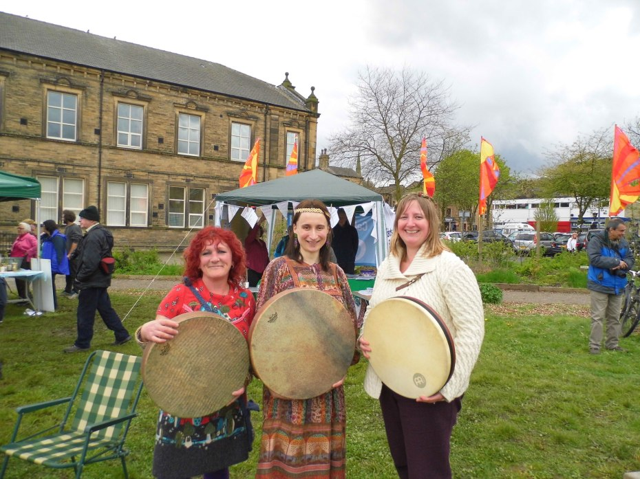 Incidentals at Alternatiba Todmorden 2015
